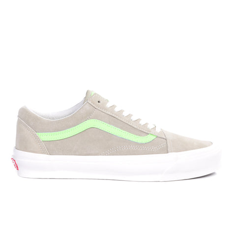 VAULT BY VANS OG OLD SKOOL LX EUCALYPTUS / GREEN GECKO