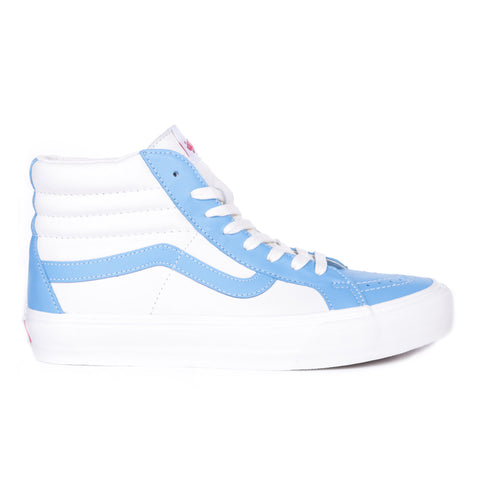 VAULT BY VANS SK8-HI REISSUE VLT LX BONNIE BLUE / MARSHMALLOW