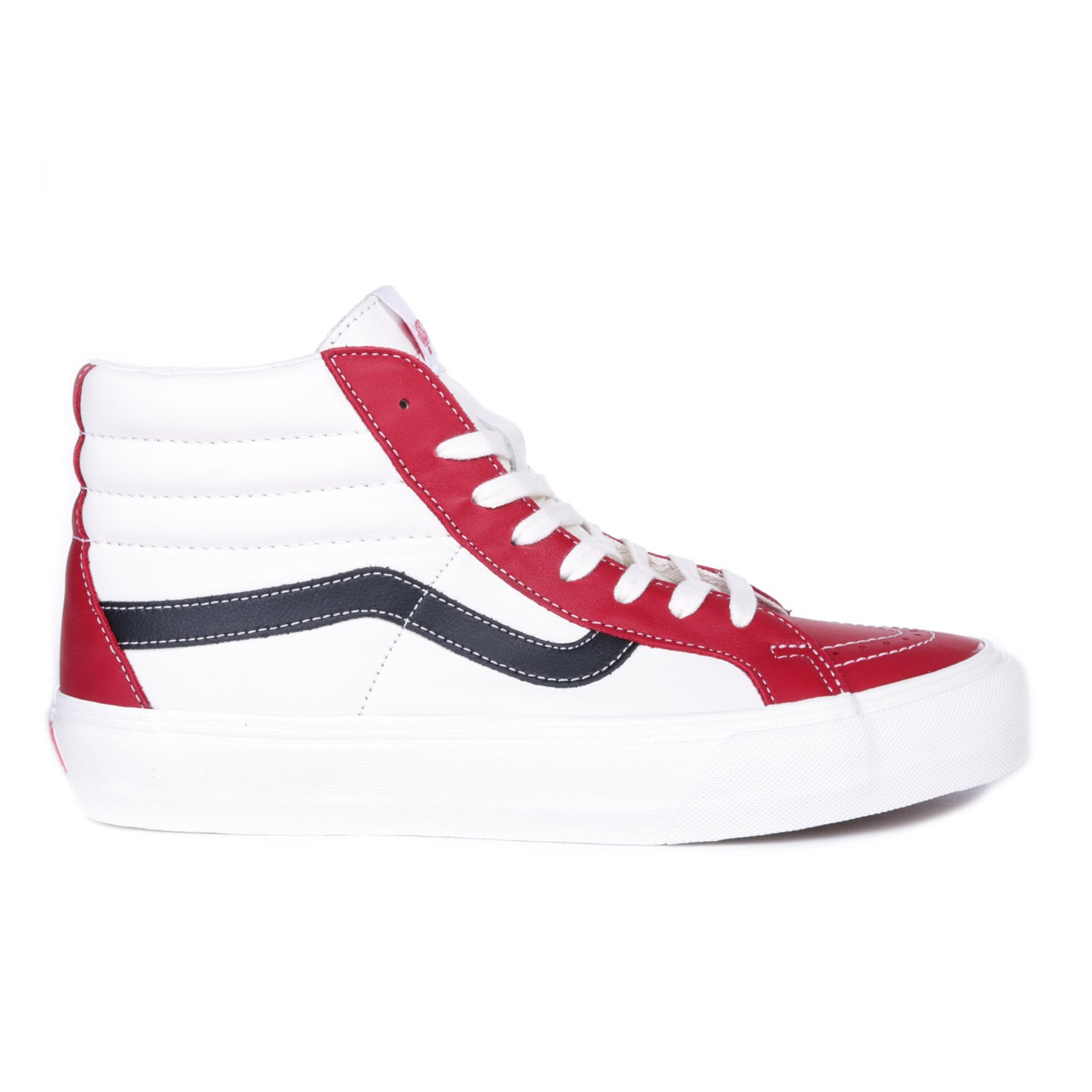 VAULT BY VANS SK8-HI REISSUE VLT LX CHILI PEPPER / MARSHMALLOW