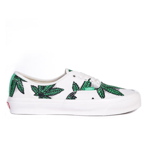 VAULT BY VANS OG AUTHENTIC LX SWEET LEAF GREEN