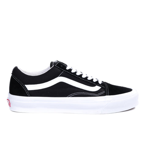 VAULT BY VANS OG OLD SKOOL LX BLACK