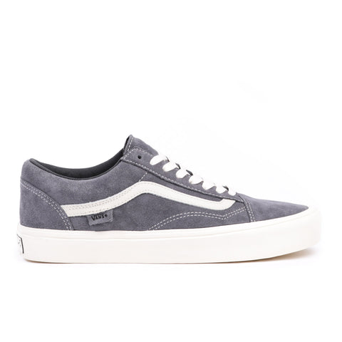 VAULT BY VANS OLD SKOOL LITE LX GRAY PINSTRIPE