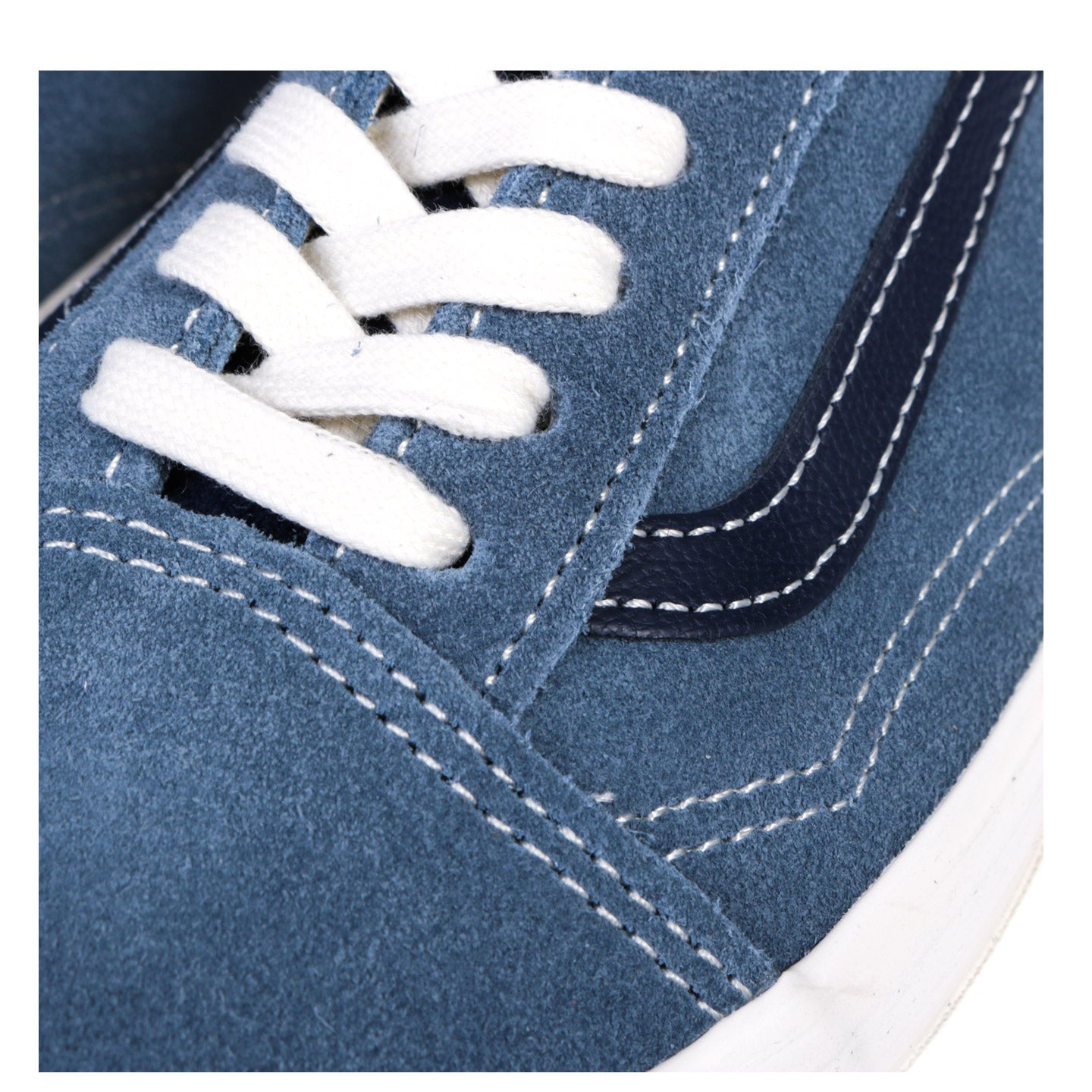 VAULT BY VANS OG OLD SKOOL LX BLUE MIRAGE / DRESS BLUES