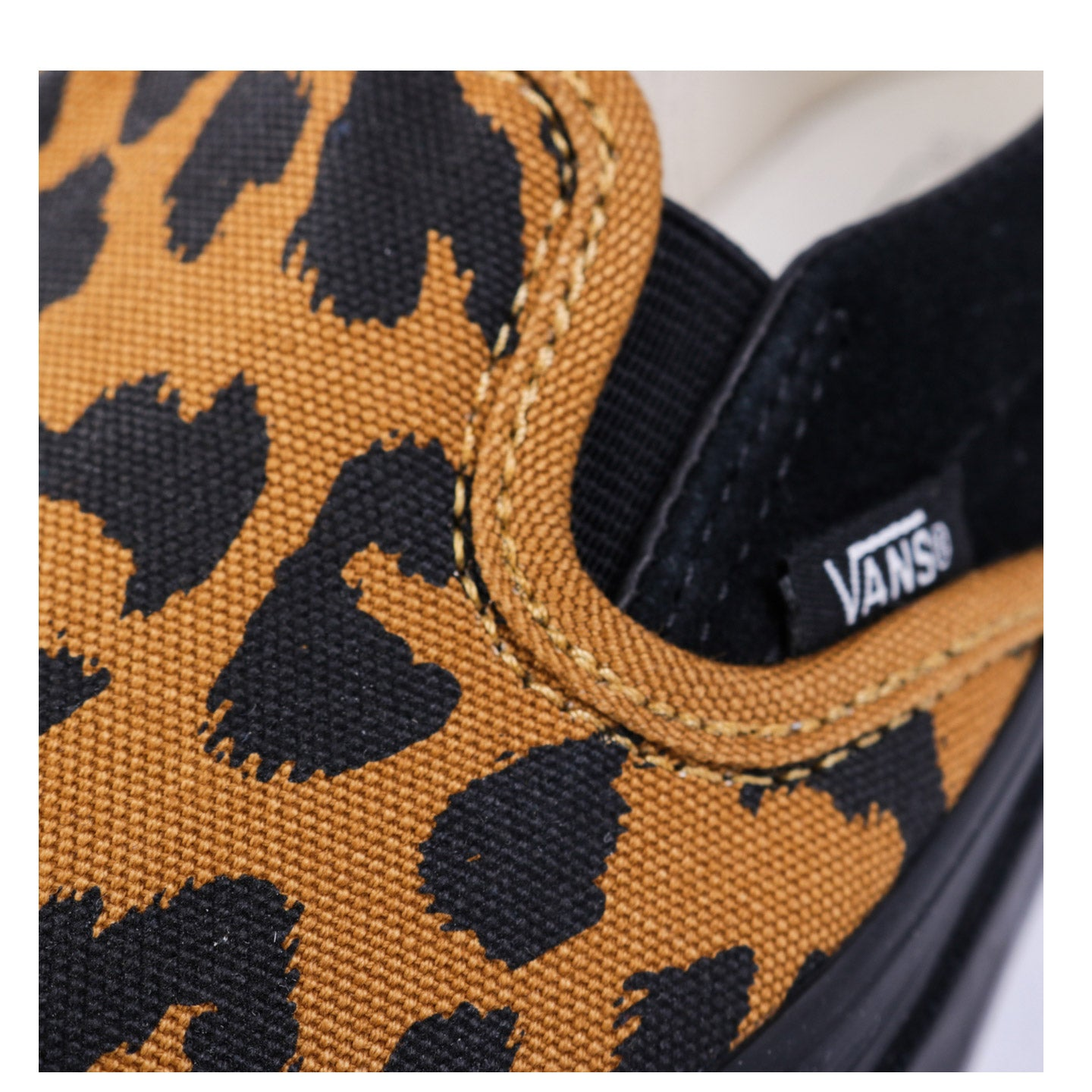 VAULT BY VANS OG CLASSIC SLIP-ON LEOPARD / BLACK