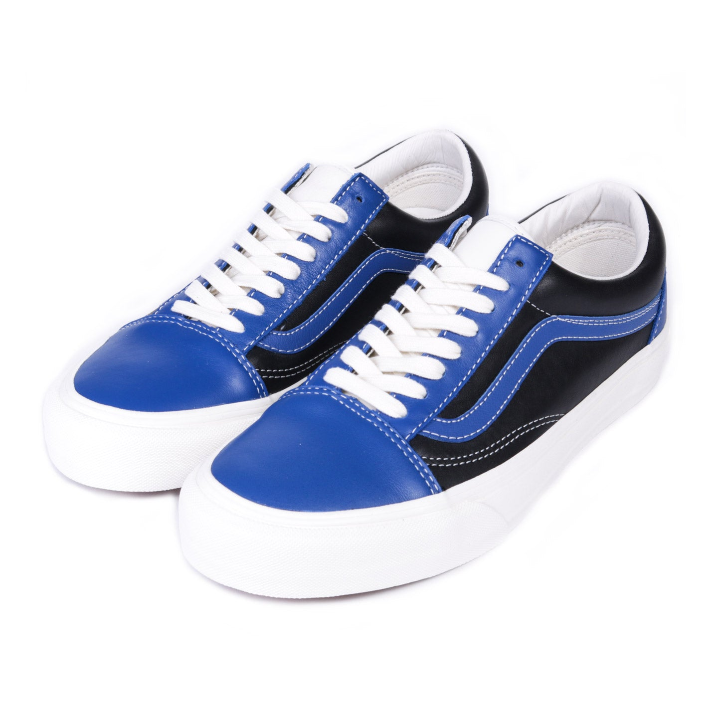 VAULT BY VANS OLD SKOOL VLT LX TRUE BLUE / BLACK