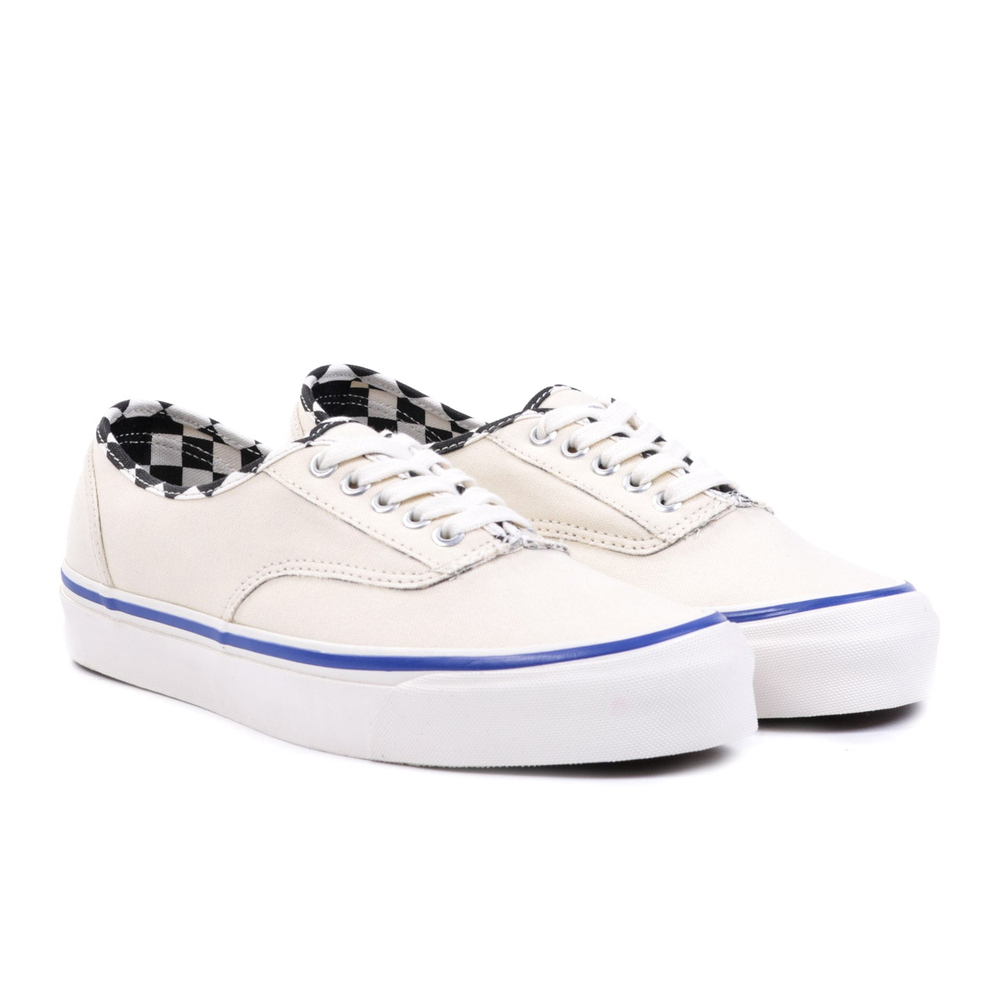 VAULT BY VANS OG AUTHENTIC LX INSIDE OUT CHECKERBOARD