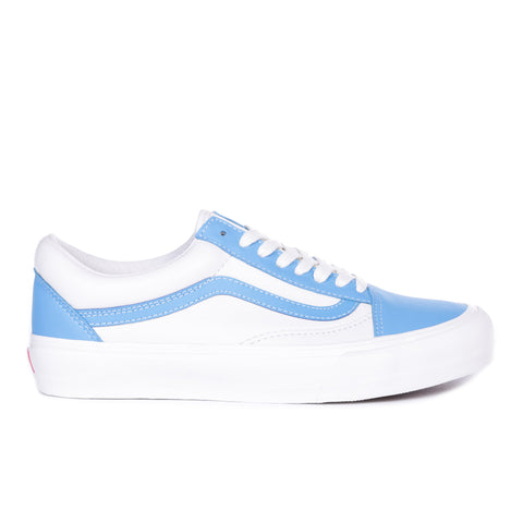 VAULT BY VANS OLD SKOOL VLT LX BONNIE BLUE / MARSHMALLOW