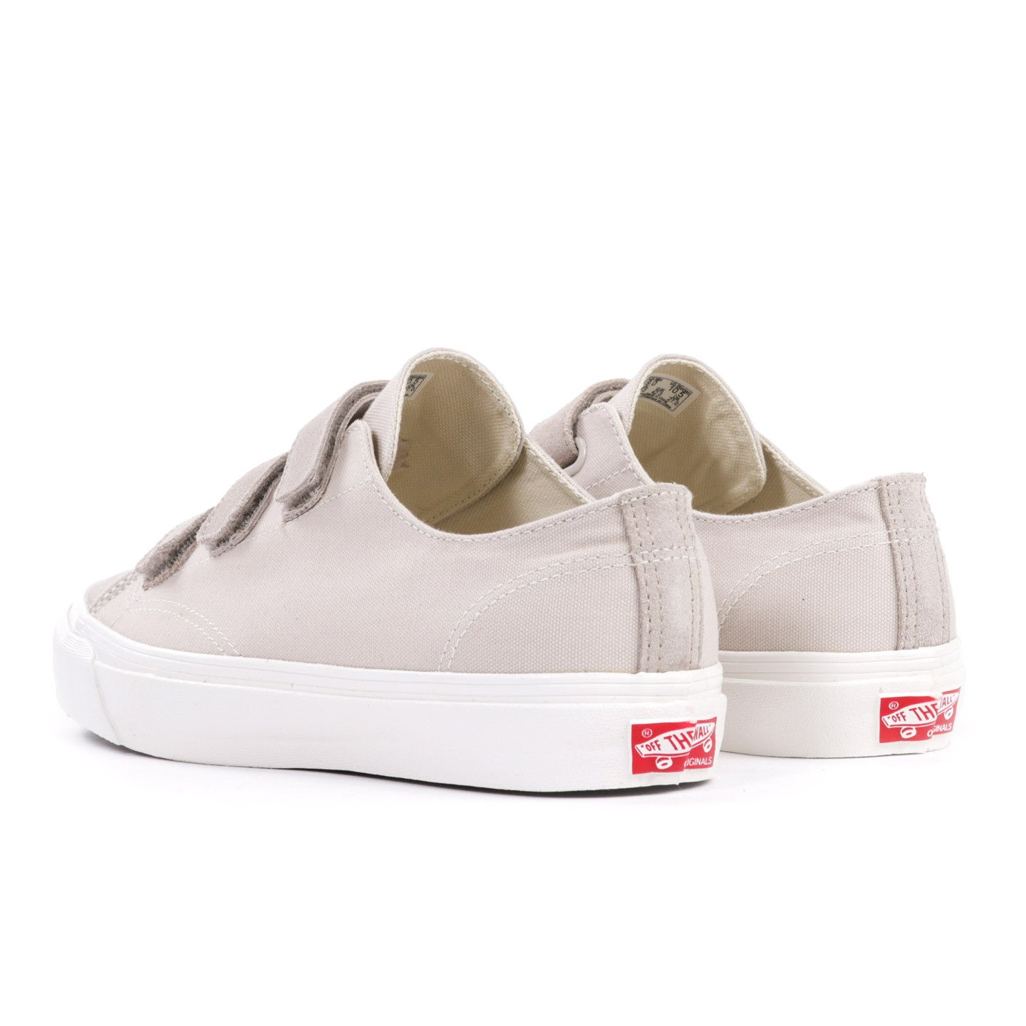 VAULT BY VANS OG STYLE 23 V LX FEATHER GRAY