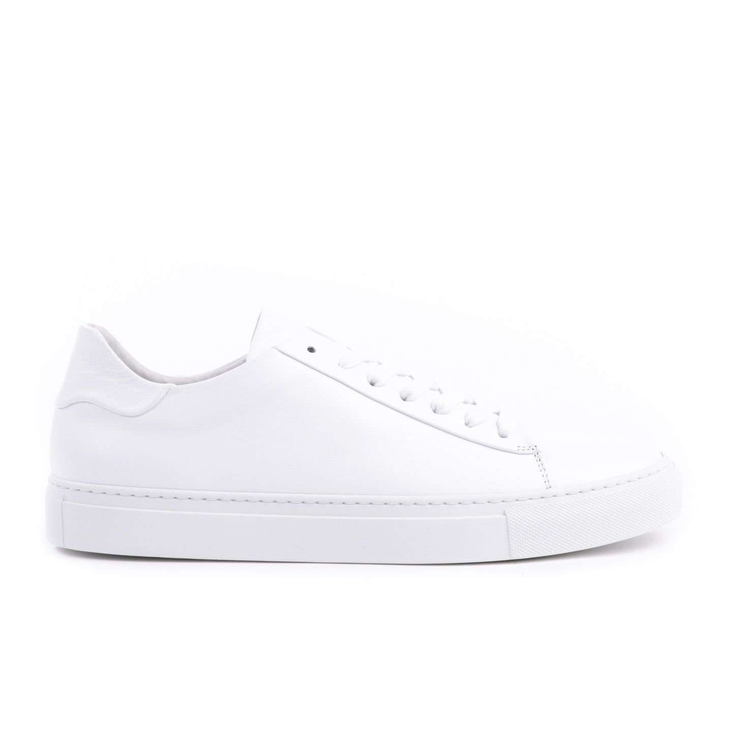 WINGS + HORNS COURT LOW SOFTY LEATHER