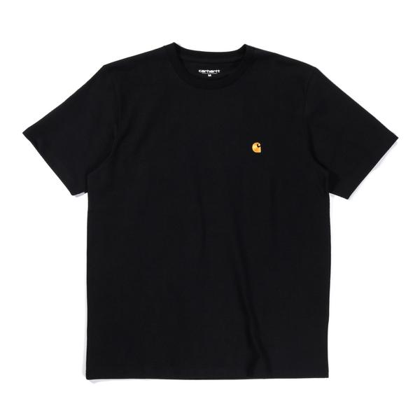CARHARTT WIP S/S CHASE T-SHIRT BLACK