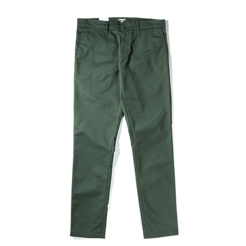 CARHARTT WIP SID PANT 'LAMAR' STRETCH TWILL ADVENTURE