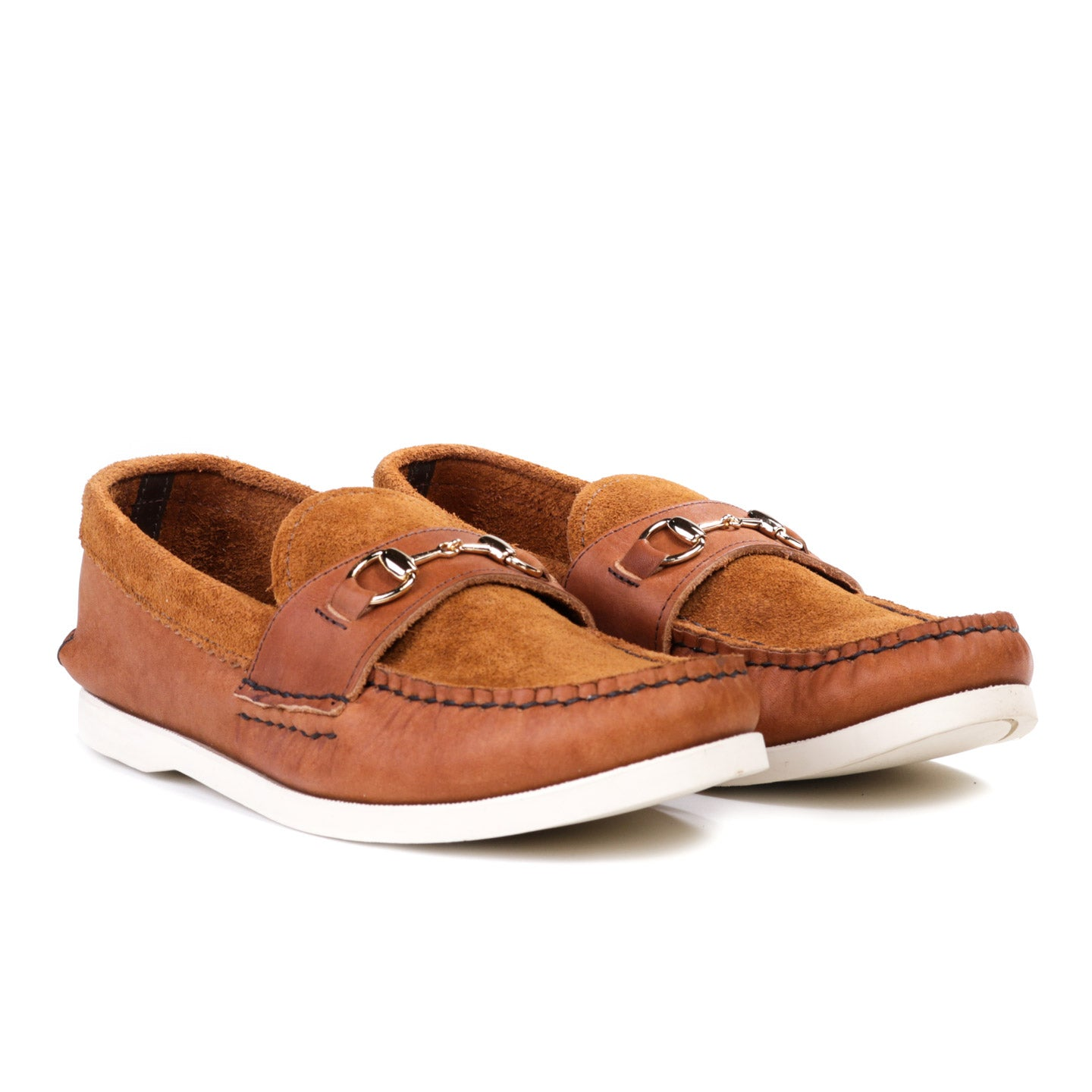YUKETEN TODAY BIT LOAFER 2T ORANGE