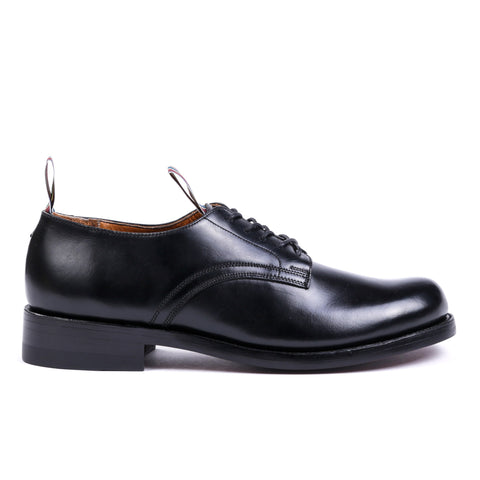 YUKETEN RIBBON OXFORD BLACK