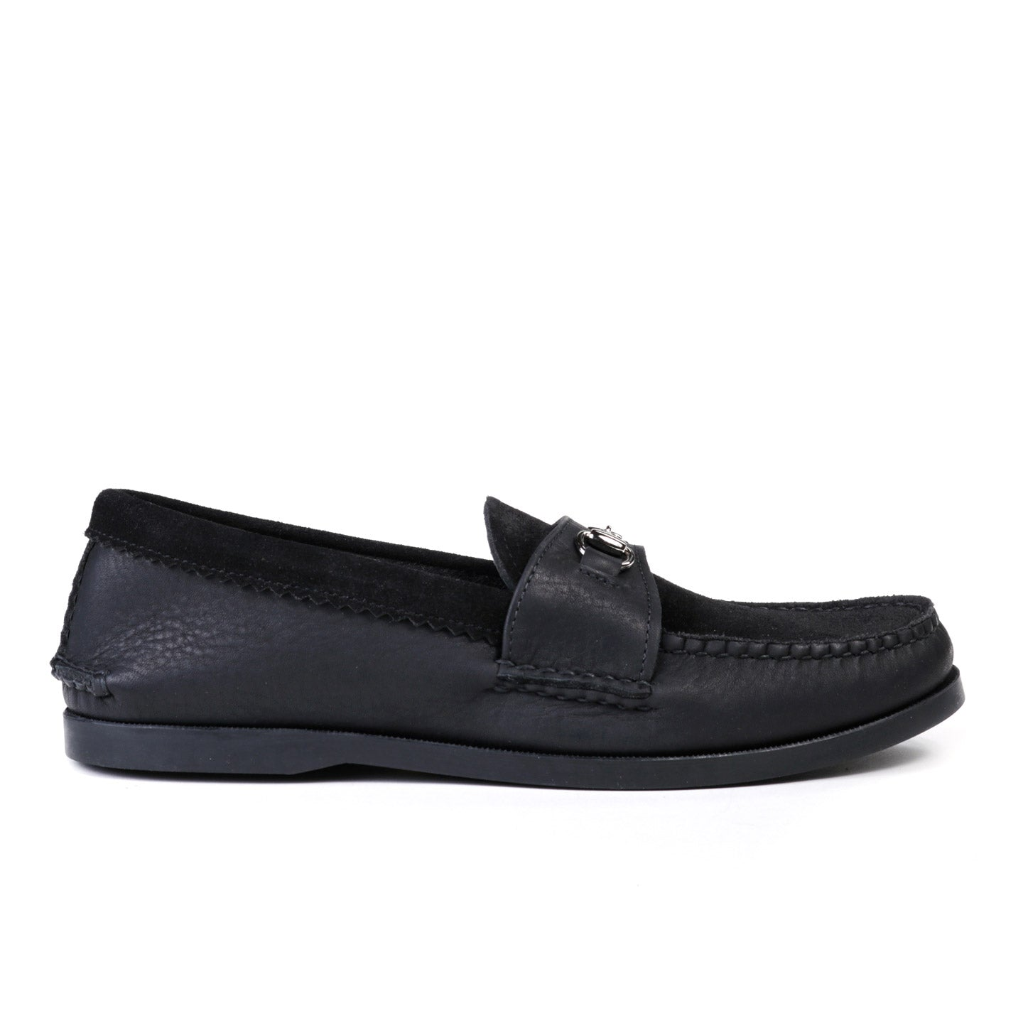 YUKETEN TODAY BIT LOAFER 2T BLACK