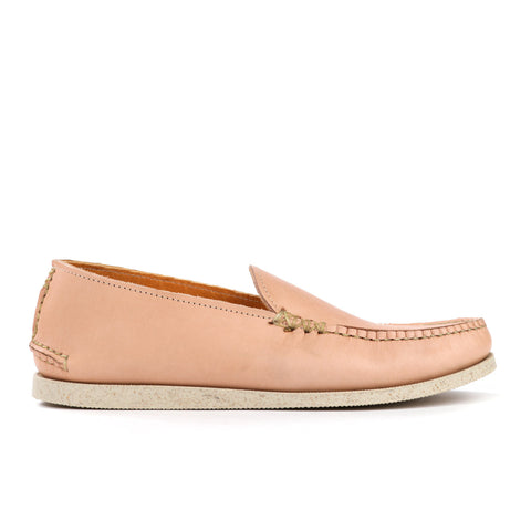 YUKETEN NATIVE SLIP-ON VEG TAN