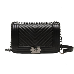 Open image in slideshow, Monte Carlo Crossbody Flap Bag