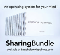Loophole to Happiness by Will von Bolton (BUNDLE of 10)