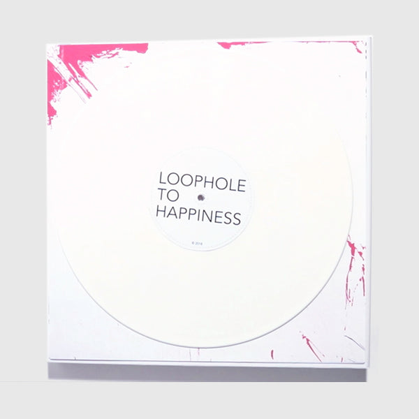 PRESALE Limited Edition Loophole to Happiness   Art box + Audiobook on Vinyl