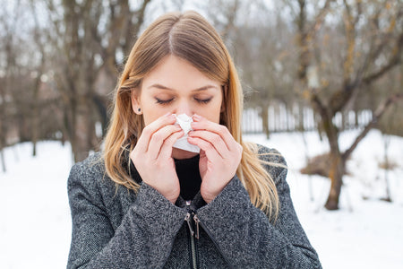Getting Sick From Your Stiff Neck - Stay Healthy This Cold & Flu Season