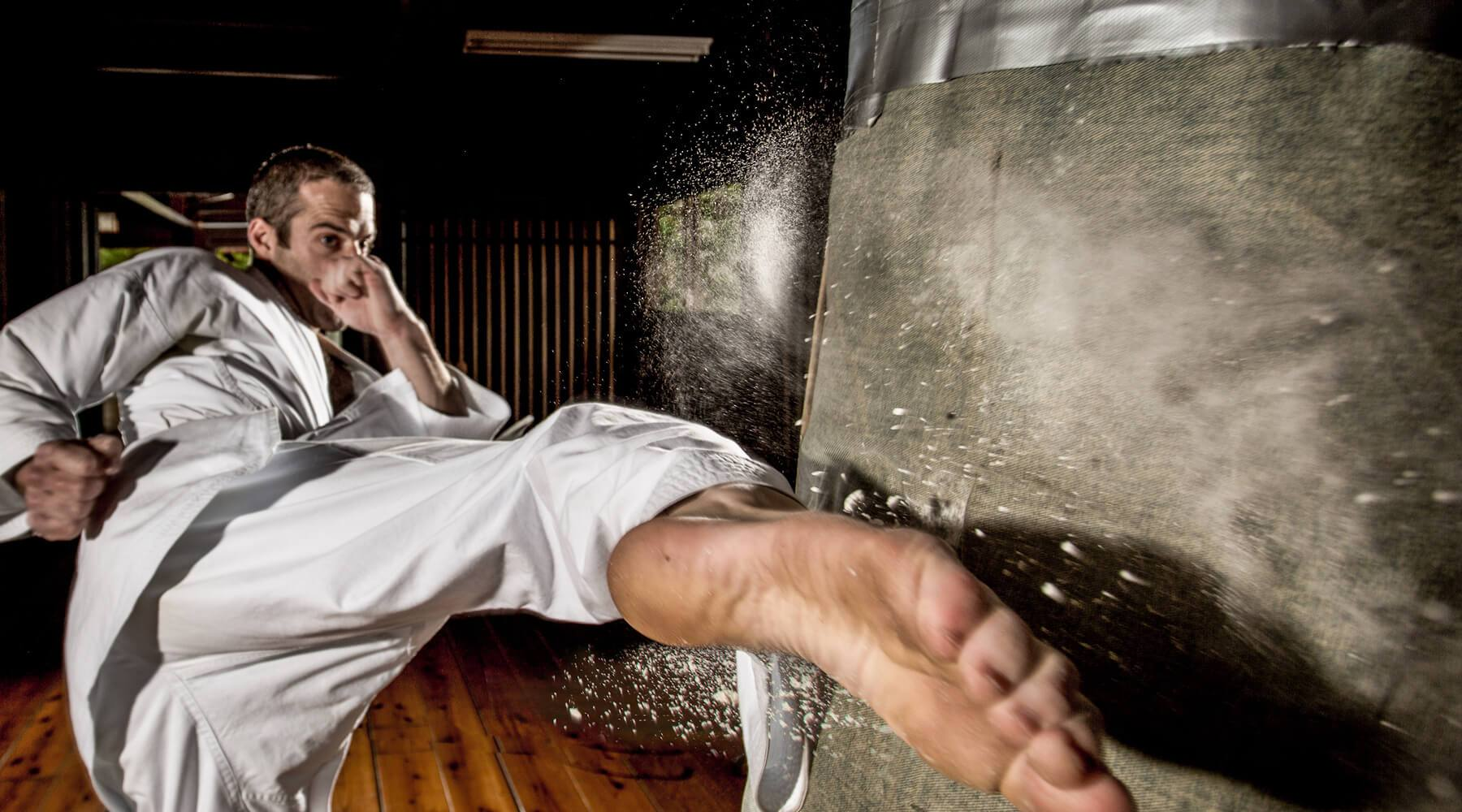 Martial Arts Shin Conditioning 101