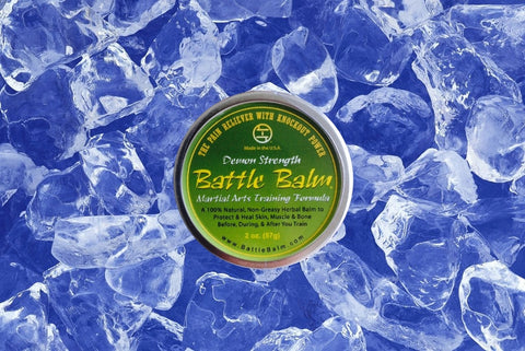 Battle Balm vs. Ice