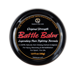 Buy Battle Balm & Beat the Cold and Flu Season This Year!