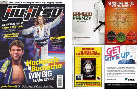 Jiu Jitsu Magazine June Issue 2015