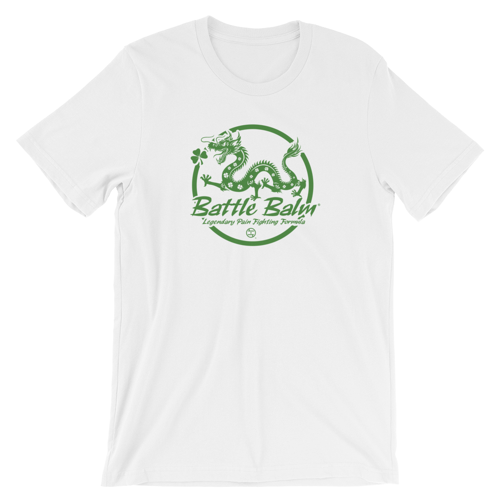 Luck O' The Dragon Short-Sleeve Unisex Tee-Shirt
