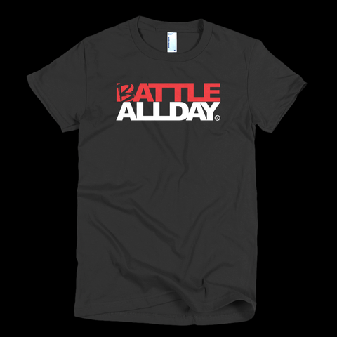 Women's Battle All Day tee shirt t-shirt tshirt apparel
