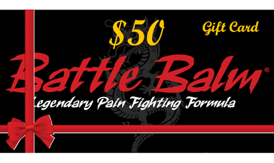 Battle Balm Gift Card