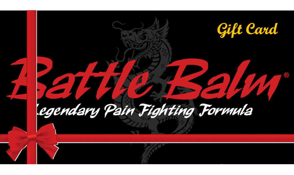 Get Battle Balm Gift Card For the Ones You Love! Mother's Day, Father's Day, Birthday, Christmas, Kwanzaa, Hannukah, Easter, or any special occasion!