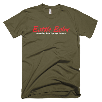Battle Balm® Tee-Shirt - The Original (Men's) [Army]