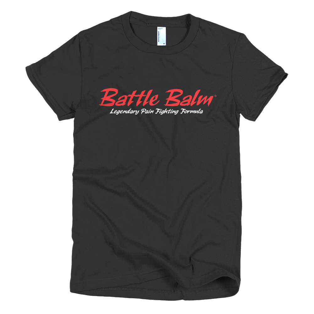 Battle Balm® Tee-Shirt - The Original (Women's) [Black]
