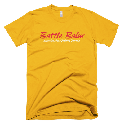 Battle Balm® Tee-Shirt - The Original (Men's) [Gold]
