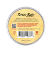 Battle Balm® Tattoo Balm - For Healing Tattoo Ink and Keeping Ink Colors Bright Cream Back