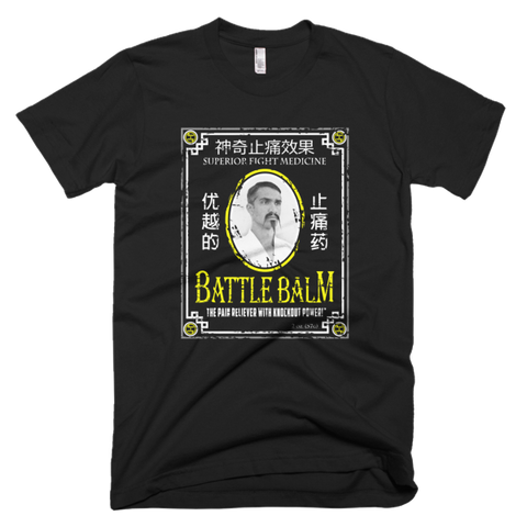 Battle Balm® Grandmaster Battle Fu Tee-Shirt (Men's)