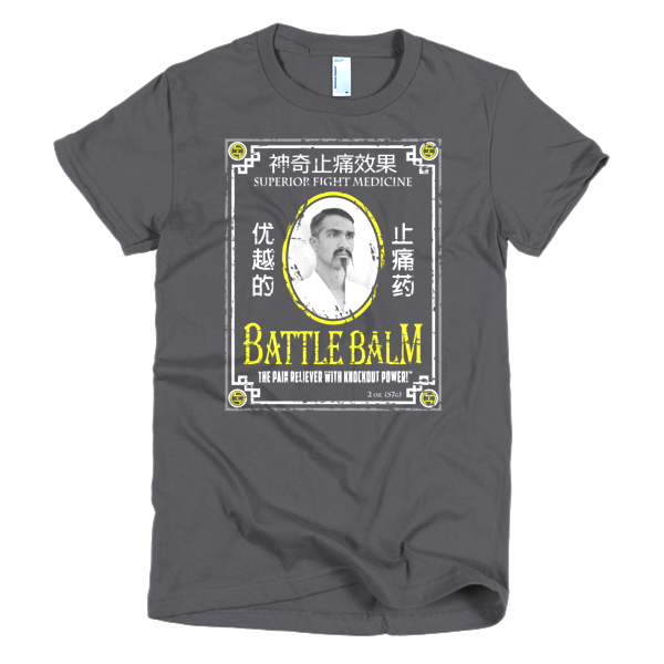 Battle Balm® Grandmaster Battle Fu Tee-Shirt (Women's) - Battle Balm®