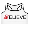 Battle Balm® BELIEVE Sports Bra (Women's)
