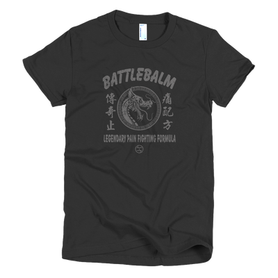 Battle Balm Vintage Dragon Tee Shirt - Women's