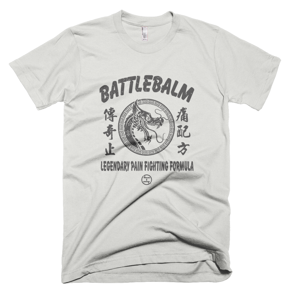 Battle Balm® Vintage Dragon Head Tee-Shirt (Men's)