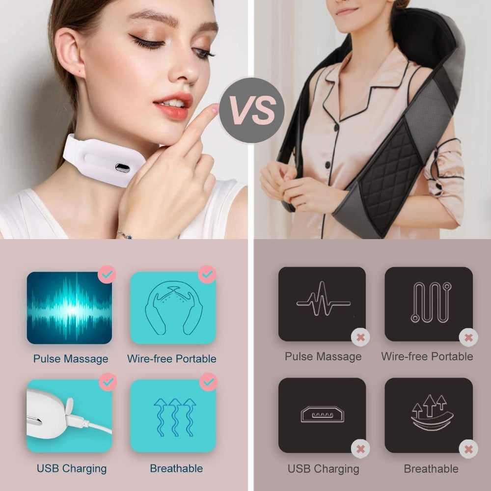 TheGreat™ Smart Electric Neck Massager