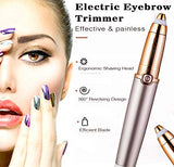 2 Pro Beauty Eyebrow Trimmer