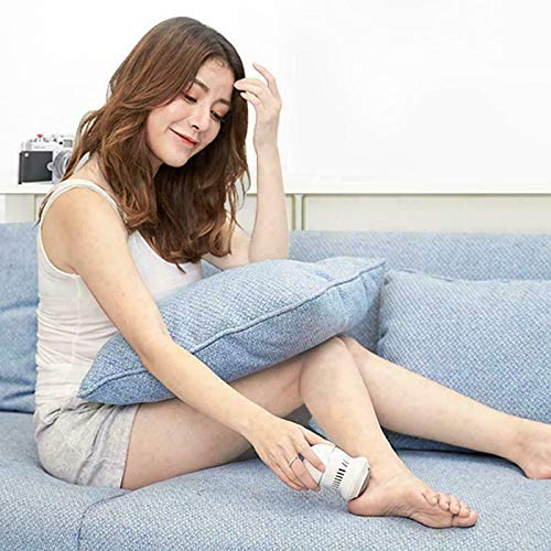 PEDI VAC no mess callus and dead skin remover