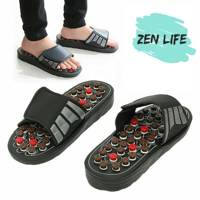 Zen Life Massage Acupressure Slippers
