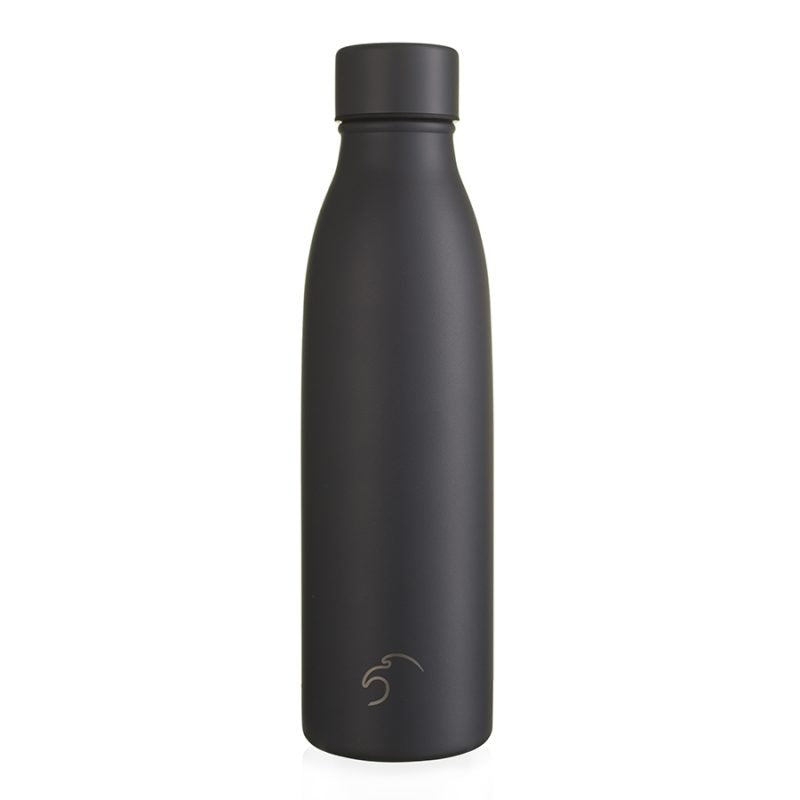 500ml Grey Stainless Steel Thermal Bottle