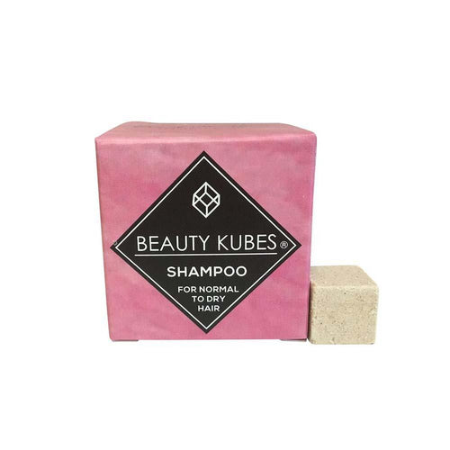 Solid Shampoo Kubes - Normal to Dry Hair