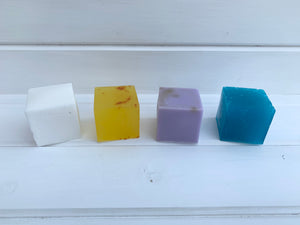 Coconut & Argan Shampoo Bars