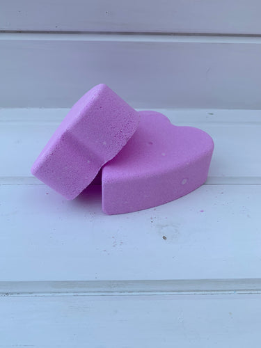 Mega Heart Bath Bomb