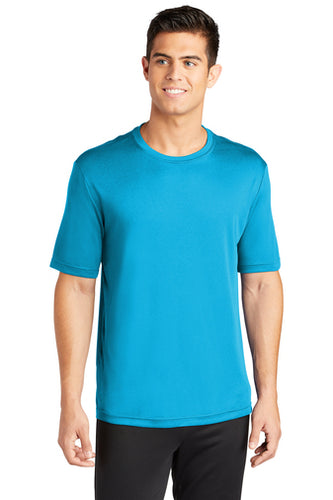 Atomic Blue Sport-Tek ST350 Short Sleeve T-Shirt