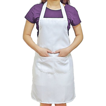Load image into Gallery viewer, Bib Apron, Unisex w/Pockets [APR01]